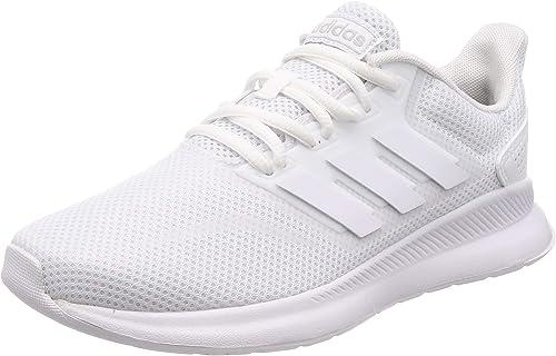 adidas Runfalcon, Zapatillas de Entrenamiento para Mujer, Blanco FTWR White Core Black, 40 2/3 EU: Amazon.es: Zapatos y complementos