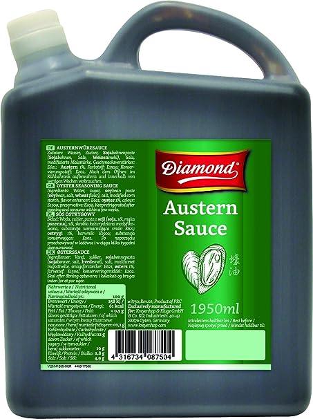 Diamond, Salsa de ostra - 1800 ml.