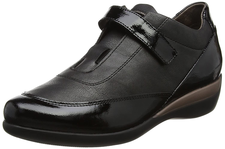 Stonefly Venus II 82 Napl/Nap, Zapatillas para Mujer 36 EU|Negro (Nero/Black)