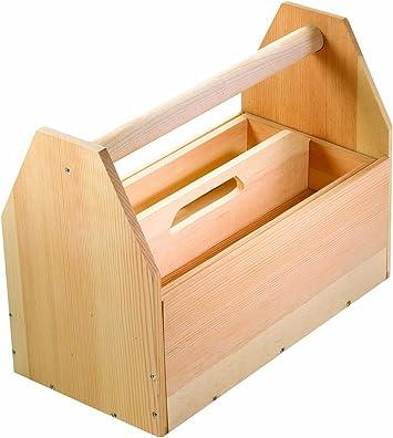 Red Toolbox - Caja de Herramientas (Madera): Amazon.es: Juguetes y juegos