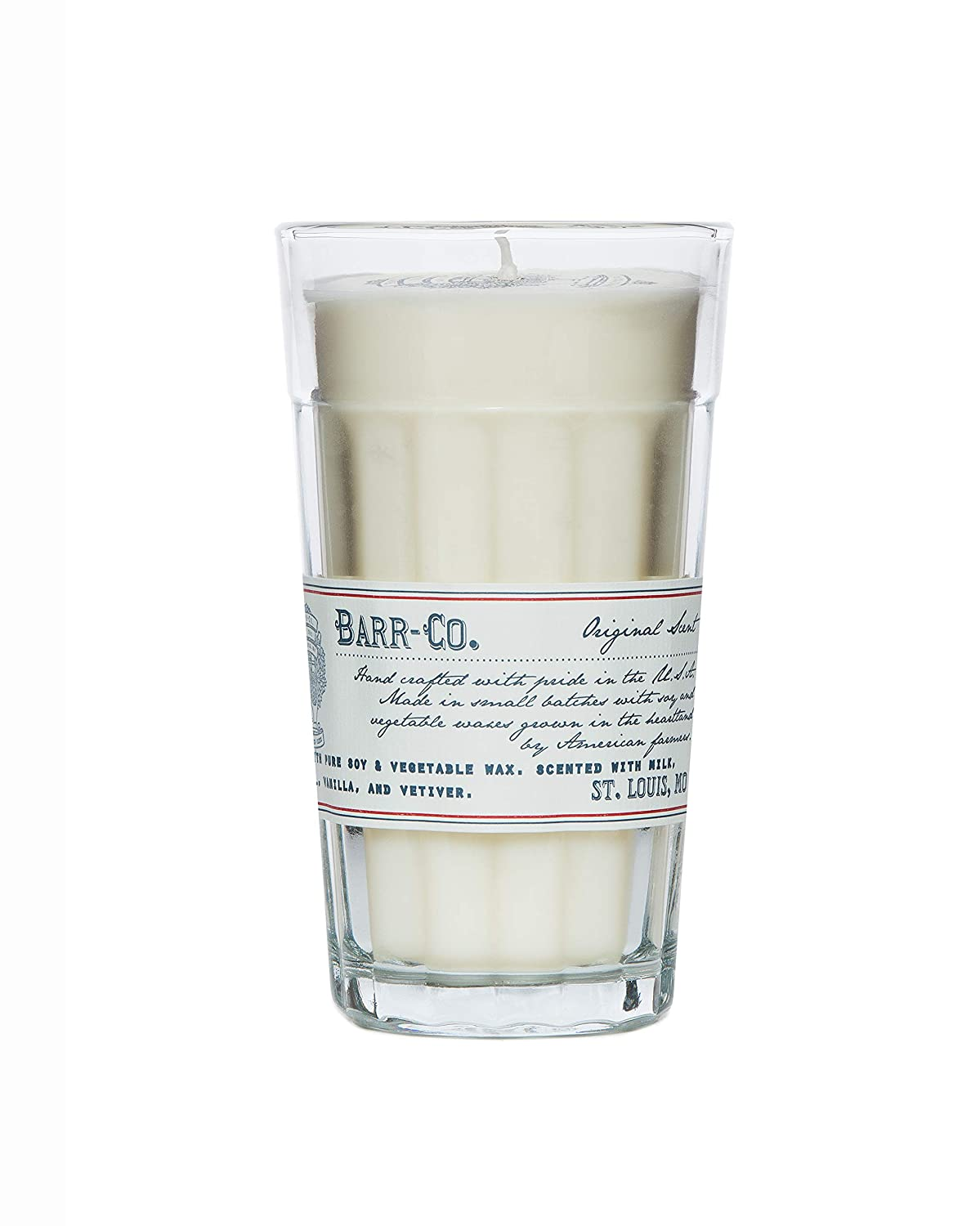 Barr Co 10 oz Original aroma Pure de soja y verduras cera candle-made en los Estados Unidos
