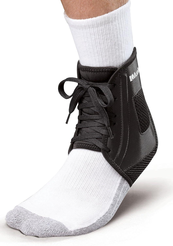 Black Medium Womens 10-12 Mueller XLP Ankle Brace Mens 9-11 Women/'s 10-12 Men/'s 9-11 43002