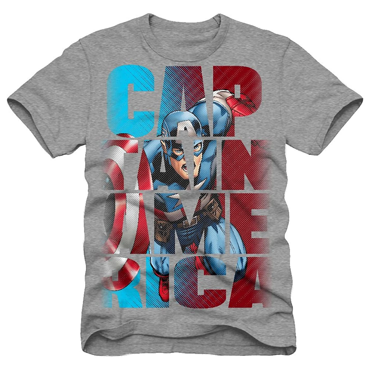 Superhero T- Shirts : Spiderman and Avengers
