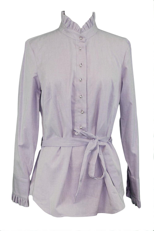 Elizabeth Mckay Women's Waist Tie Priscilla Top