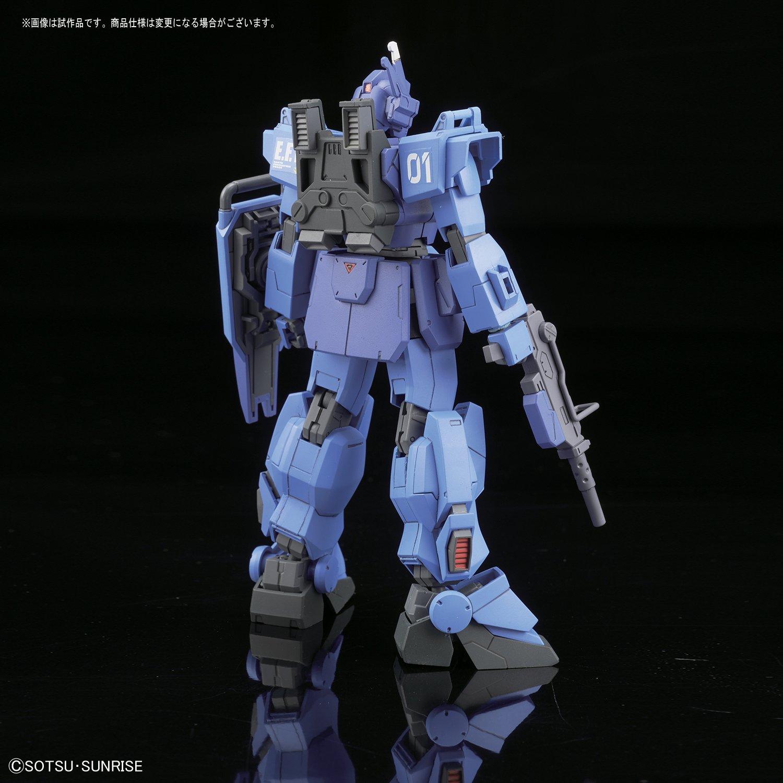 Bandai Hobby HGUC 1//144/Unit1/Examen Ms Gundam The Azul Destino Modelo Kit Figura