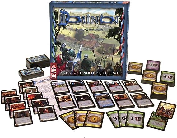 Devir- Dominion (BGDOMINION): Amazon.es: Juguetes y juegos