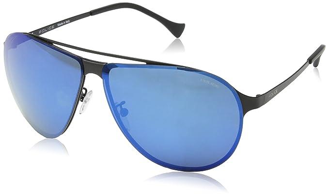 Police SPL166 Gafas de sol Negro 531B Hombre: Amazon.es ...