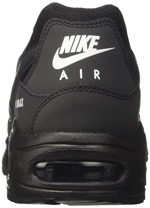 Shoes NIKE Air Max Command Flex (GS) 844346 002 BlackAnthraciteWhite