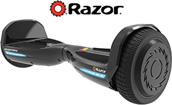 Amazon.com: Razor Hovertrax - Patinete inteligente de 1,5 ...