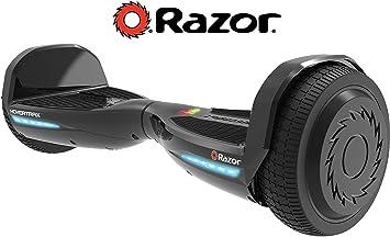 Amazon.com: Razor Hovertrax - Patinete inteligente de 1,5 ...