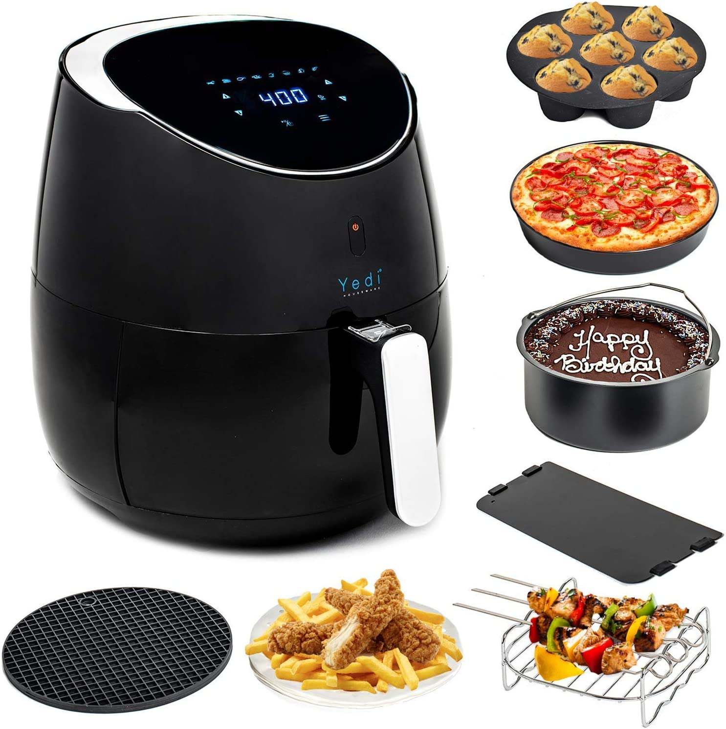 Yedi Houseware 5.8 Quart Air Fryer Review