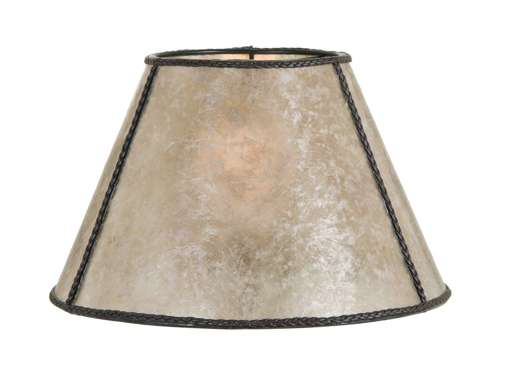 B&P Lamp Parchment, 6 12 7.5, Uno, Flush, (5)