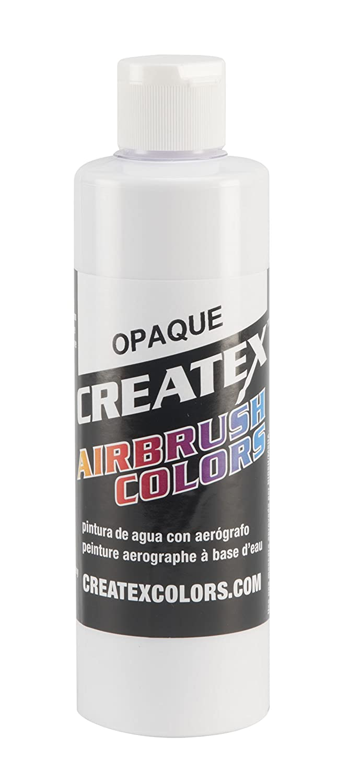 Createx Colors 5212 –  08 Vernice per aerografo, 226,8 Gram, Bianco Opaco 8Gram 5212-08