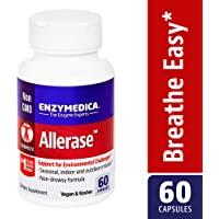 Enzymedica Allerase 60 Capsules