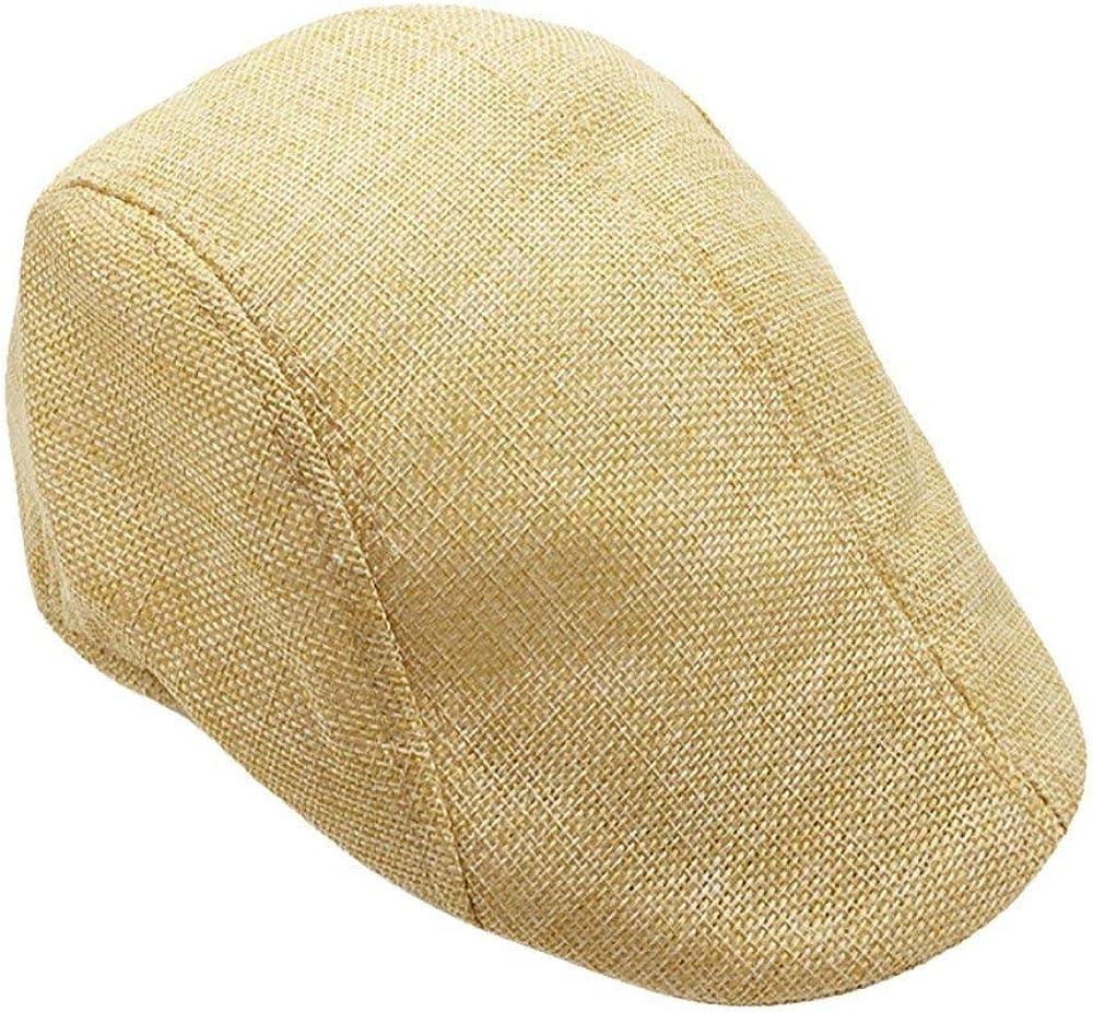 Hombres Sombrero de Visera de Verano Sombrero para el Sol Malla ...