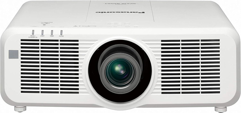 Panasonic Pt Mz670lej Beamer 6500 Ansi Lumen 3lcd Wuxga 1920 X 1200 Desktop Projektor Weiß Beamer 6500 Ansi Lumen 3lcd Wuxga 1920 X 1200 16 10 10160 Mm 40 400 4 3 16 9 17 10 Amazon De
