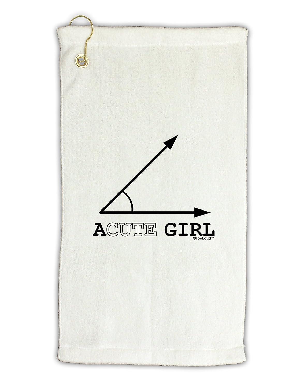 TooLoud Acute Girl Micro Terry Grometゴルフタオル11