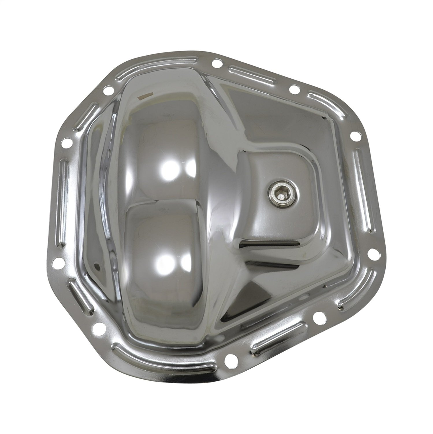 Yukon (YP C1-D60-STD) Chrome Replacement Cover for Dana 60/61 Standard Rotation Differential Yukon Gear