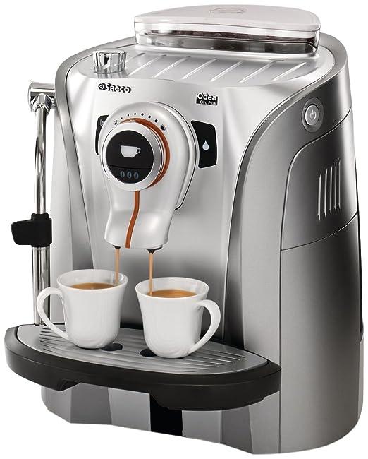 Philips Saeco - Cafetera (Máquina espresso, 1,5 L, 1400 W ...