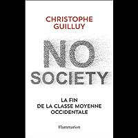 No society. La fin de la classe moyenne occidentale (Documents, témoignages  et essais d'actualité)