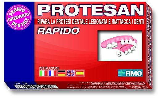 2 opinioni per PROTESAN RAPIDO Ripara dentiere