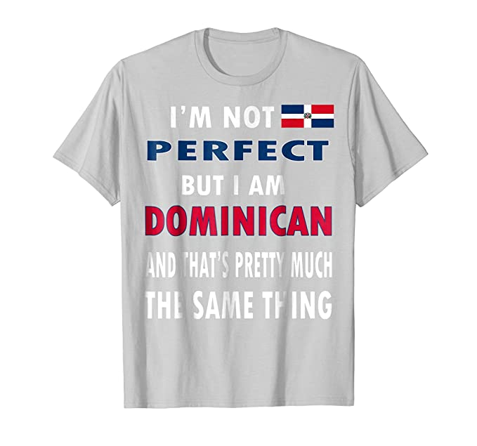 17b3024c0 Dominican Pride T Shirt Funny Dominican Country Pun Shirt: Amazon.ca:  Clothing & Accessories