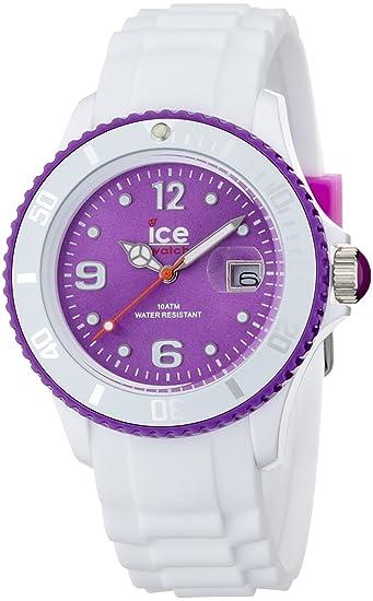Ice-Watch Ice-White - Reloj (Reloj de pulsera, Unisex, Poliamida