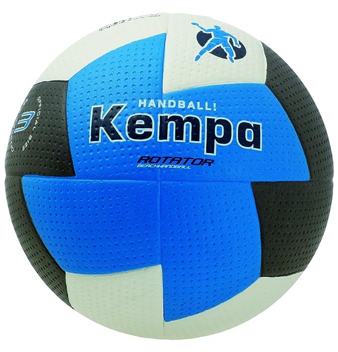 Kempa Rotator - Balón de balonmano playa azul cyan/weiss/anthrazit ...