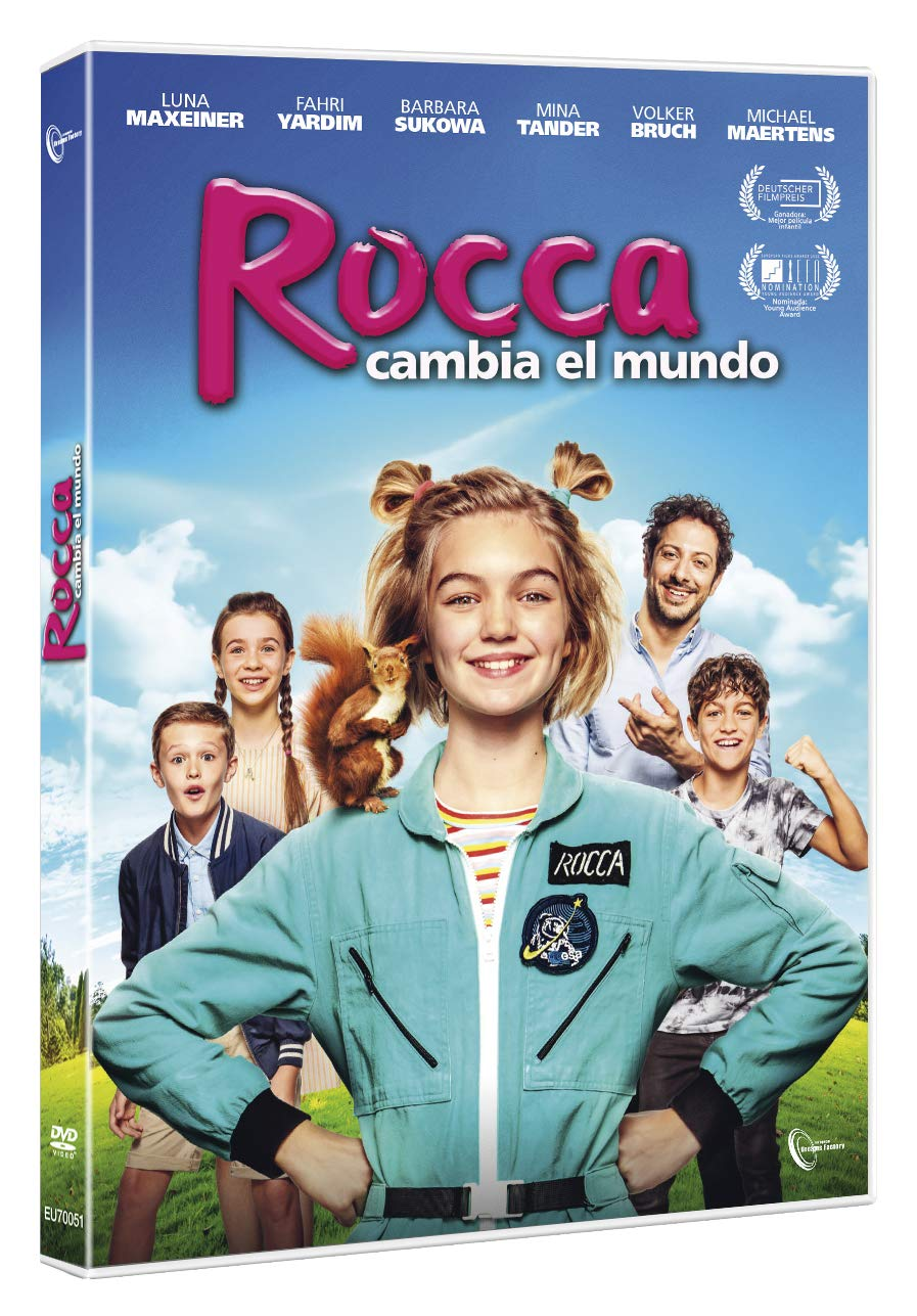 Rocca cambia el mundo [DVD]