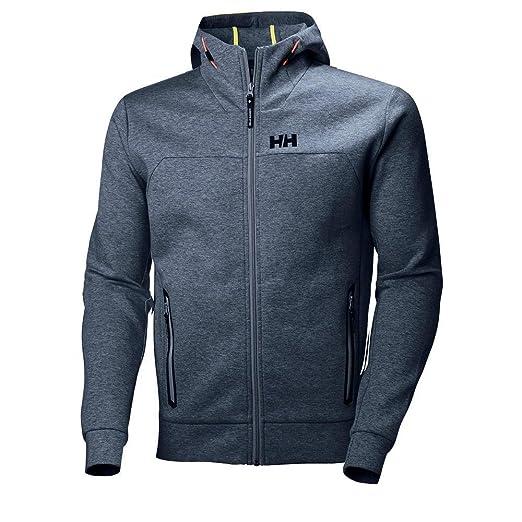 314bcc5d82 Amazon.com: Helly Hansen Men's Hp Ocean Full Zip Hoodie: Clothing