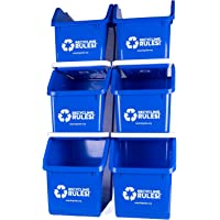 Amazon Best Sellers Best In Home Recycling Bins
