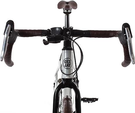Bicicleta Gravel Milanobike: Amazon.es: Deportes y aire libre