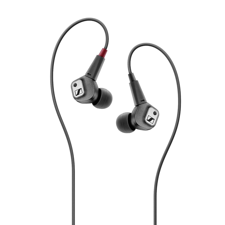 ゼンハイザー カナル型イヤホン 耳かけ式/低音域調整機能 【国内正規品】 IE 80 S   B074DYM9WY