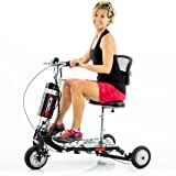 EWheels EForce-1 Fast Electric Scooter Lithium Power - Speed 12 mph - EW07