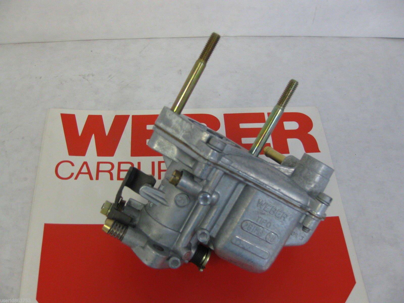 FIAT WEBER 26 IMB CARBURETOR 15210.008 by PMI