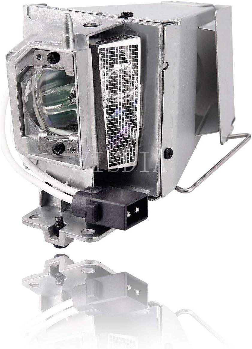 with Housing for OPTOMA GT1080 HD141X HD26 EH200ST W316 X312 H182X BR323 BR326 DH1008 Projector Lamp Araca BL-FP190D //BL-FP190E //SP.73701GC01 //SP.8VH01GC01 Osram Original Bulb Inside
