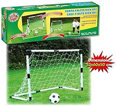 juegos valiosa RDF50010 Deporte y diversiÑn puerta 93x50 impulsar el fÏtbol de la bomba y la pelota: Amazon.es: Juguetes y juegos