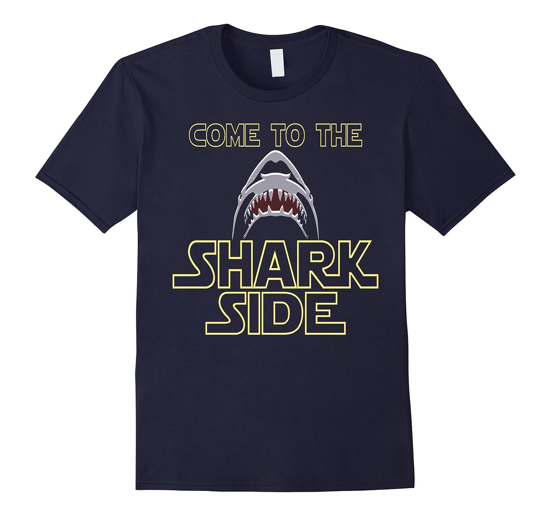 Great white shark shirt for shark lovers t shirt goatstee for Good white t shirts