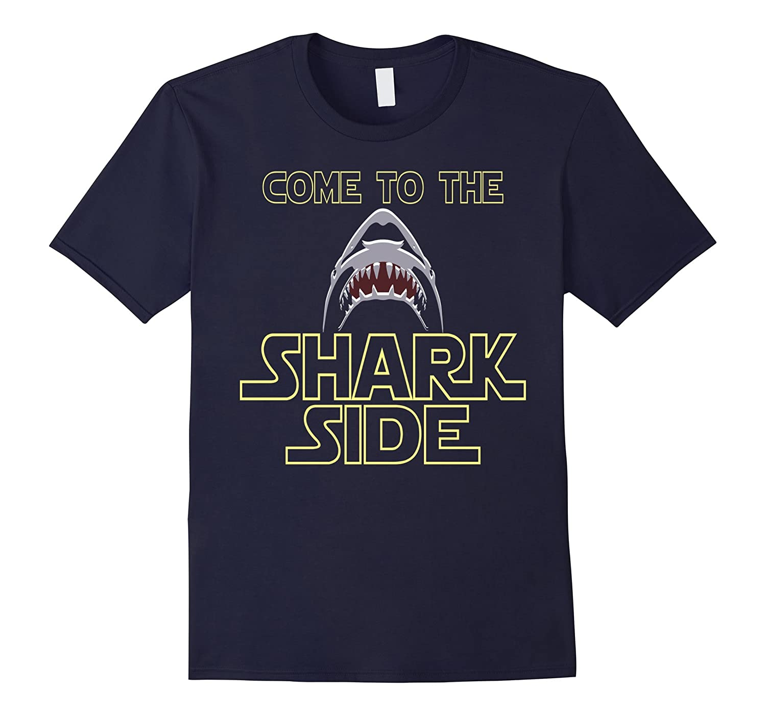 Great White Shark Shirt For Shark Lovers T-Shirt-ah my shirt one gift