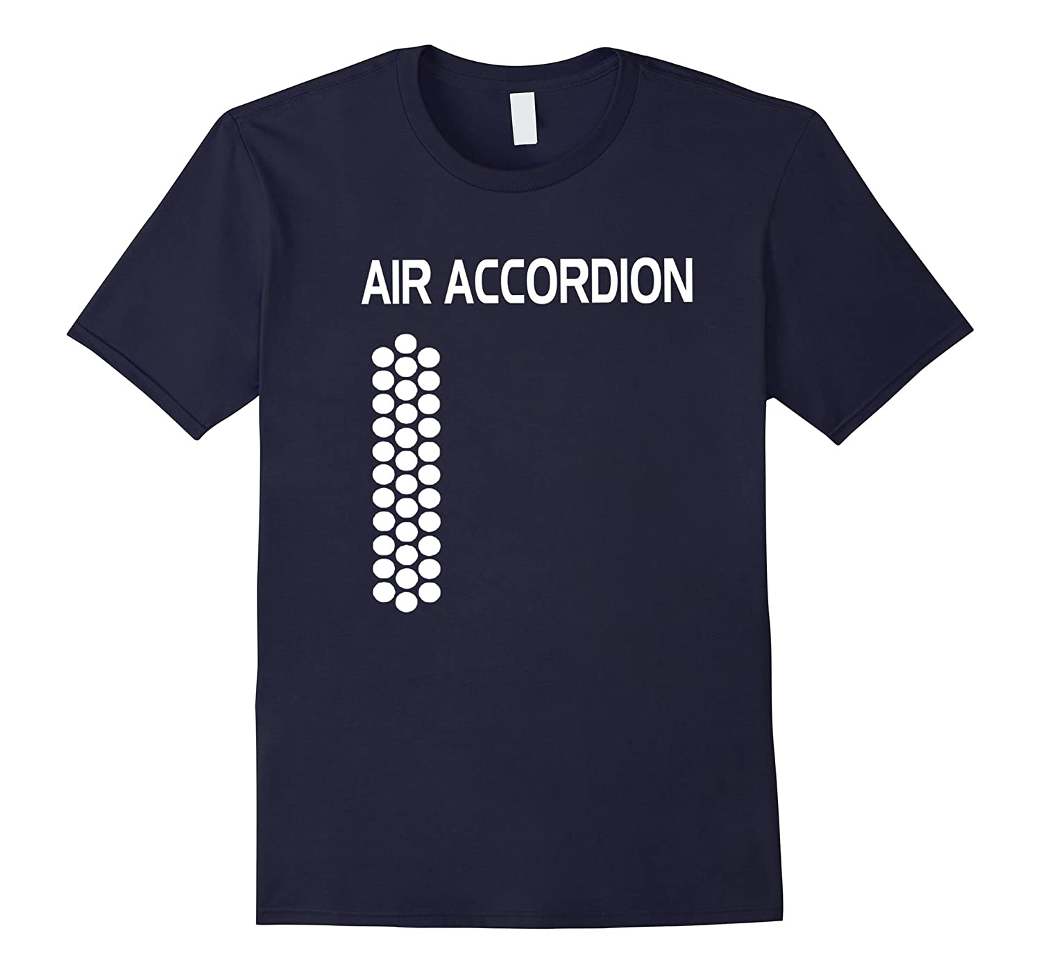 Air Accordion Play Music On Your Shirt Laugh Cute Gifts-Art