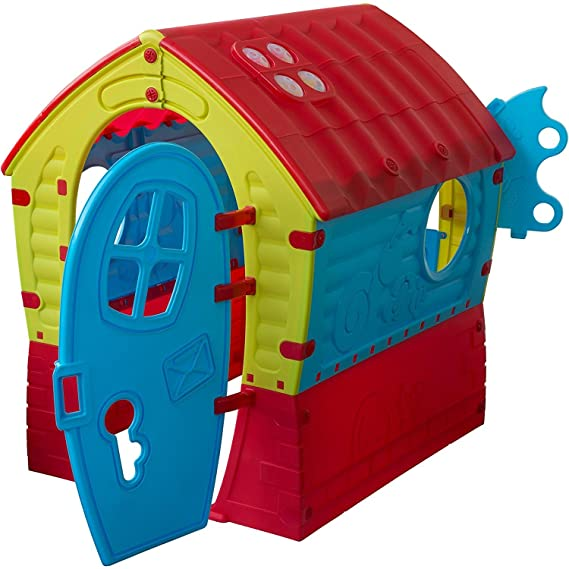 Marian Plast 3000680 - Kinderspielhaus, Lilliput House: Amazon.de ...