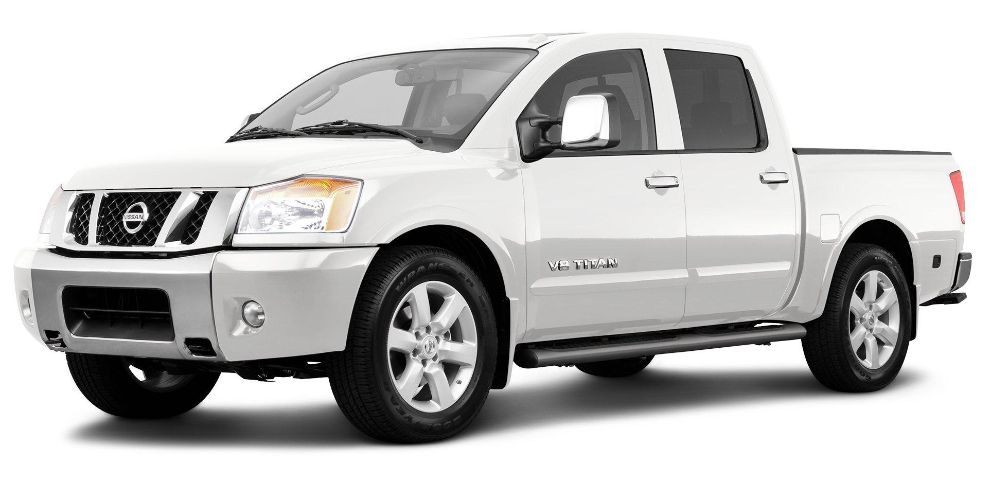 2011 Nissan Titan PRO-4X, 4-Wheel Drive Crew Cab Short Wheelbase ...