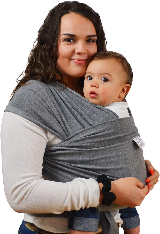 Yukefeng Fular Portabebé Unisex, Un Tamaño para Todos - Porta bebé ...