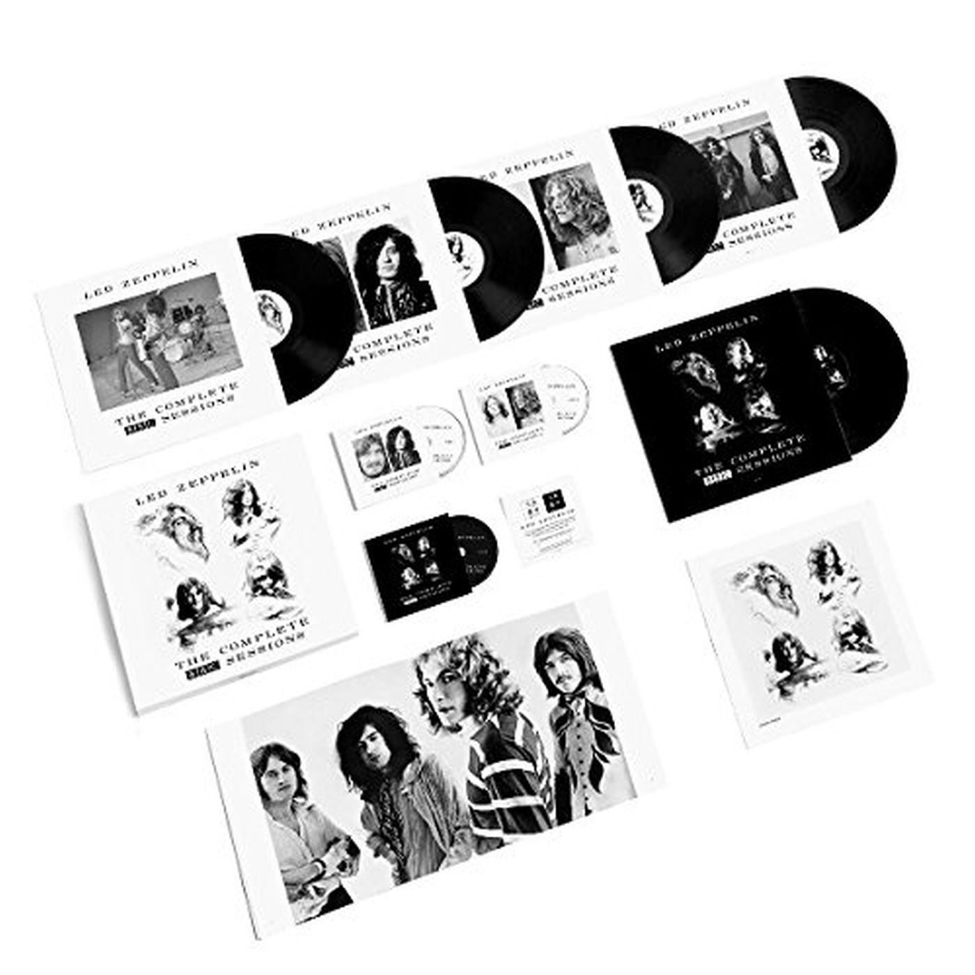The Complete BBC Sessions Super Deluxe (3CD/5LP 180 Gram Vinyl) by Atlantic (Label)