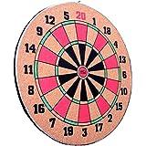 YSI 18-inch Dart Board with 3 Darts Set, Multi Color
