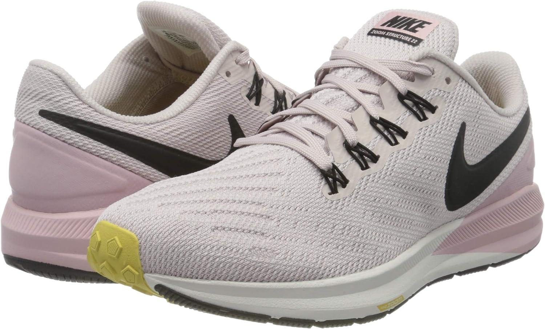 NIKE Air Zoom Structure 22, Zapatillas de Running para Mujer ...