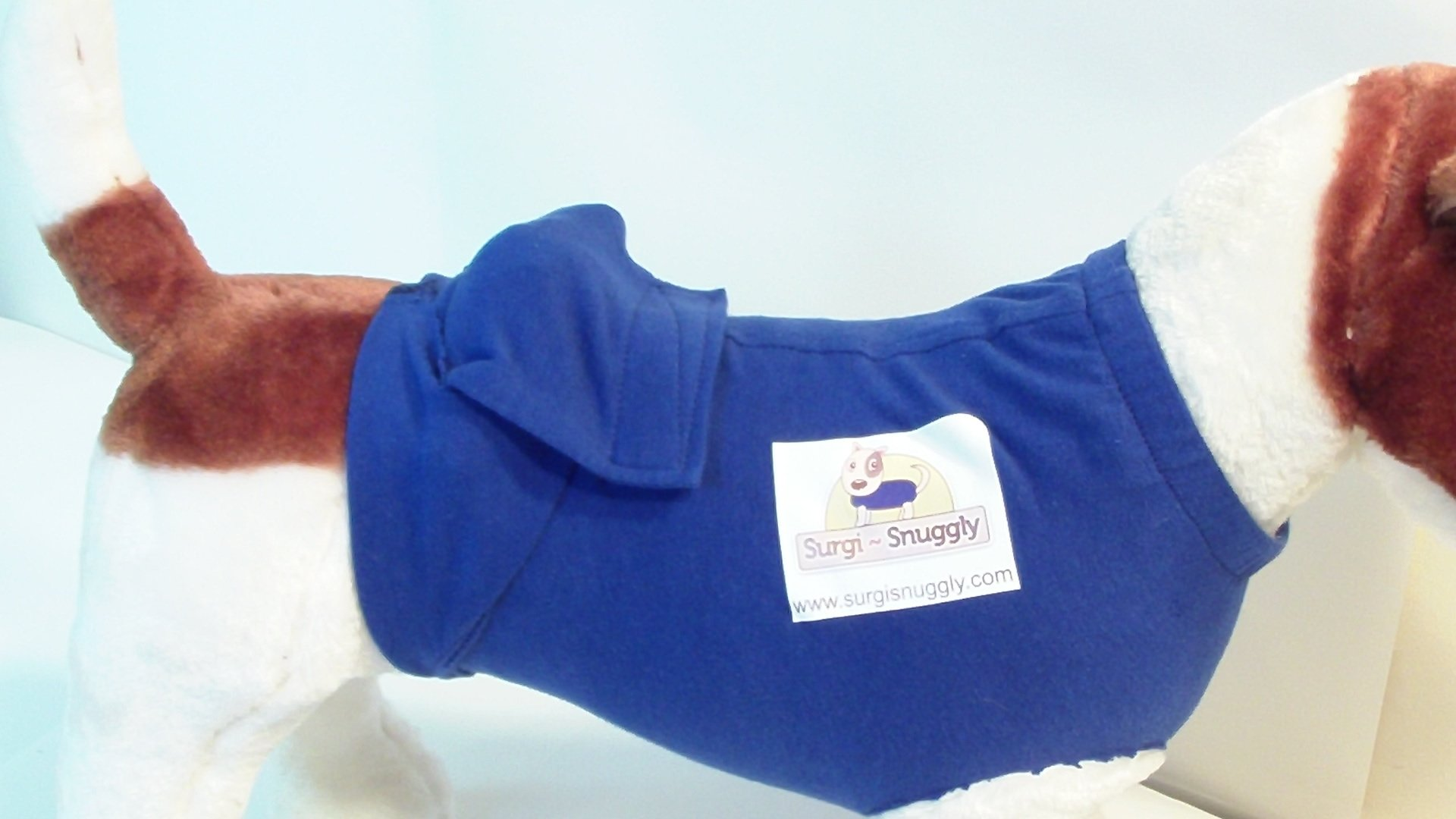 Surgi Snuggly E Collar Alternative, Created By A Veterinarian Specifically to Fit Your Dog, X-Large Long