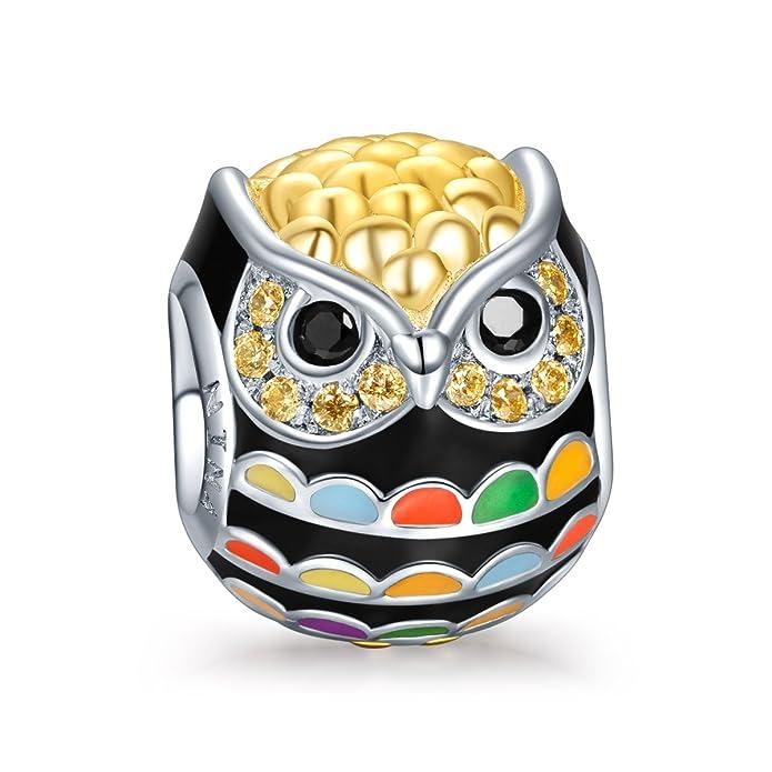 97 opinioni per NinaQueen- Sapienza- Charms Bead da donna argento sterling 925
