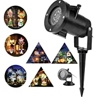 PEYING SOURCE Outdoor Christmas Projector Led Light