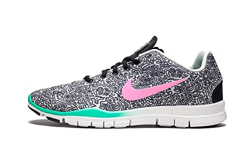 huge discount 2e43f 0cc8b Image Unavailable. Image not available for. Color Nike WMNS Free TR Fit 3  PRT ...